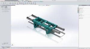 SolidWorks - mallinnus